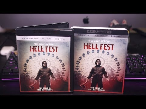 Hell Fest 4K Blu-Ray Review