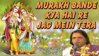 Murakh Bande Kya Hai Re Jag Mein Tera || Rajendracharya Ji Maharaj || Bhajan || 2017 Rishikesh