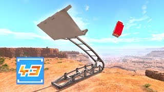 We're back for more BeamNG Drive and this time we're doing a chain destruction stunt! For more Beam.NG Drive gameplay, drop a like on the video!If you want to become a Team 43 Member and be notified when I post a new video, MAKE SURE TO SUBSCRIBE!: https://goo.gl/M1F1GOMERCH.....https://represent.com/store/olli43Twitter......................►https://twitter.com/ollihullFacebook.................►http://facebook.com/olli43ytInstagram................►http://instagram.com/olli43ytWebsite....................►http://olli43.comSubreddit.................►http://reddit.com/r/olli43
