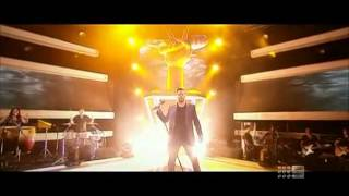 Delta Goodrem, Ricky Martin, Seal & Joel Madden (Good Charlotte) - Diamonds (Rihanna Cover)