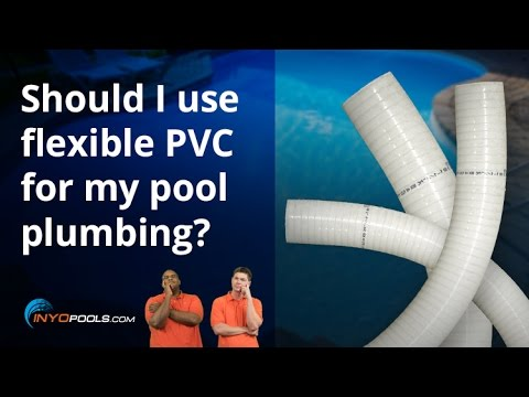 Poolside Chat Episode 48: Should I use flexible PVC for my pool plumbing?