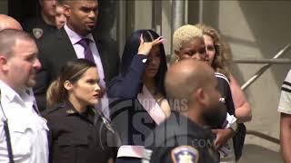 Cantante Cardi B se declara no culpable de once cargos en corte de Nueva York