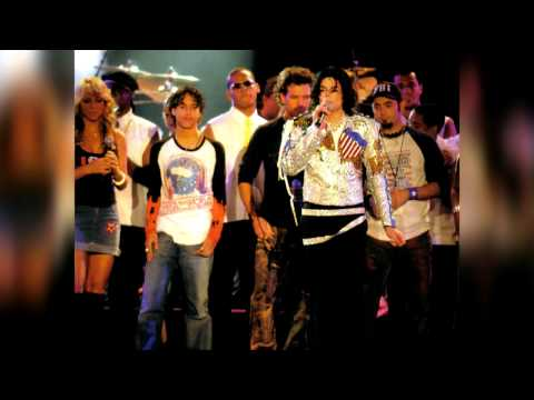 Michael Jackson - Cry (The Invincible World Tour 2001) By (KaiDRecords)