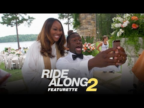 Ride Along 2 (Featurette 'The Preacher Yolanda Adams')