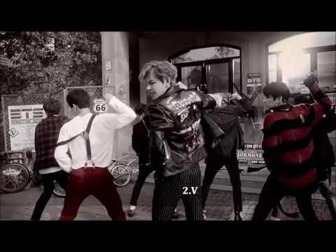 Video BTS Ranking in MV  War of Hormone download in MP3, 3GP, MP4, WEBM, AVI, FLV January 2017