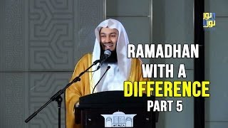 Ramadhan with a Difference - Part 5 - Ali ibn Abi Talib - Mufti Menk