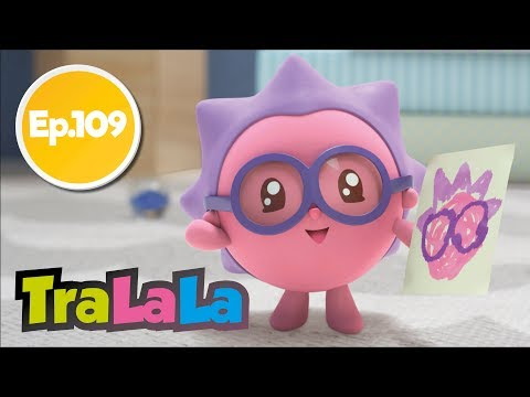 BabyRiki - Cadoul (Ep. 109) Desene animate   TraLaLa