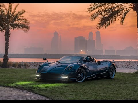 How The Pagani Huarya Was Born