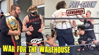 CRAZY REGAL RUMBLE! CONTRACT SIGNING GONE WRONG! FREE GTS PPV PRE SHOW!