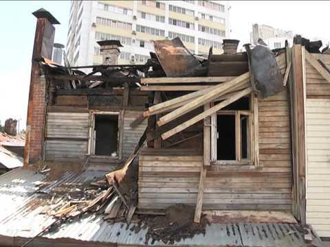 В Самаре после пожара семь семей остались без крыши над головой