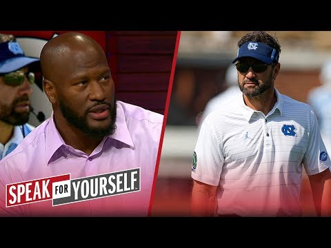 James Harrison weighs in on Larry Fedora's CTE comments | NFL | SPEAK FOR YOURSELF (видео)