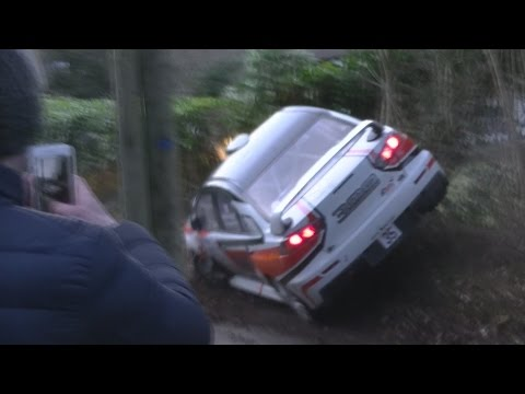 Rallye de la côte Fleurie 2017 #Crash and Action [HD]