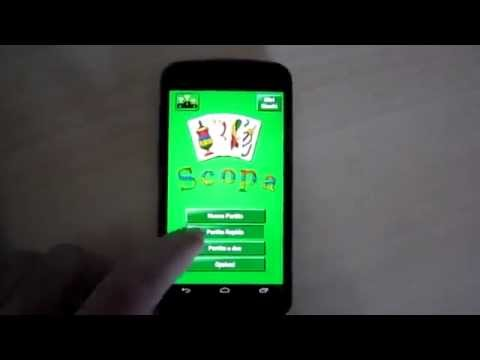 Video of Scopa Free