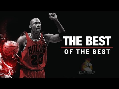 Michael Jordan一生中最精采的進球!絕對可以稱之為籃球之神!