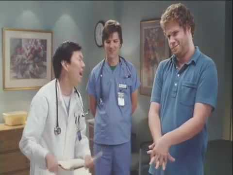 Ken Jeong Doctor Clip From Knocked Up