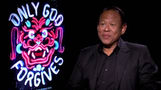 Vithaya Pansringarm Interview - Only God Forgives (JoBlo.com)