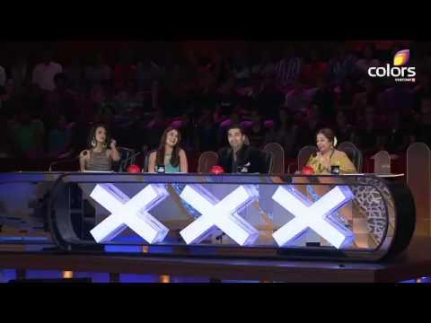 India's Got Talent 4 - Episode 2 - 23rd September 2012 - Full Episode