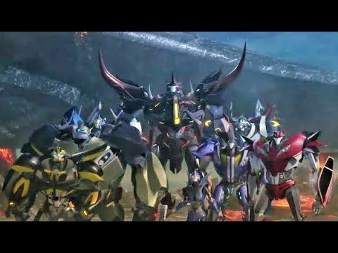 Transformers Prime  Predacon Rising Full Movie Part 10 in Hindi. Transformers Prime In Hindi