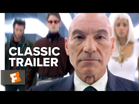 X-Men (2000) Trailer #1 | Movieclips Classic Trailers