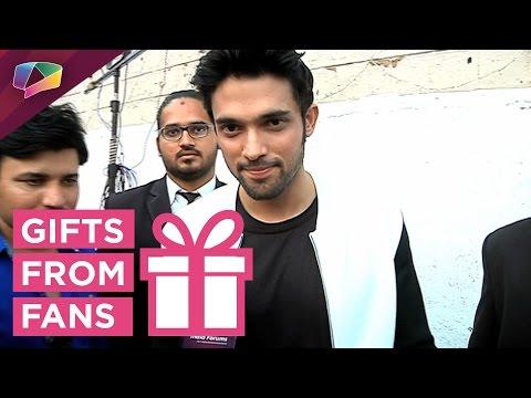 Parth Samthan's gift segment!