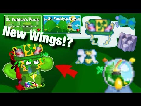 ST. PATRICK'S DAY 2018 (NEW ITEMS) - Growtopia
