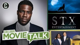 Kevin Hart Is Making a Superhero Movie for STX - Movie Talk by Collider