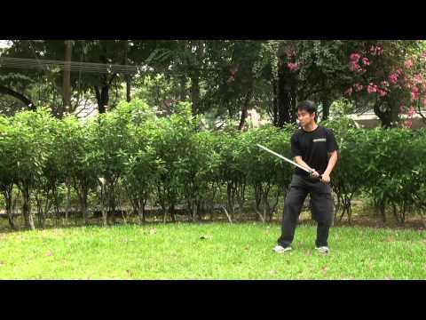 Straight Sword - http://www.chineselongsword.com/straightswordtranslation.shtml Based on a 400-years-old ancient Chinese manual 武備志