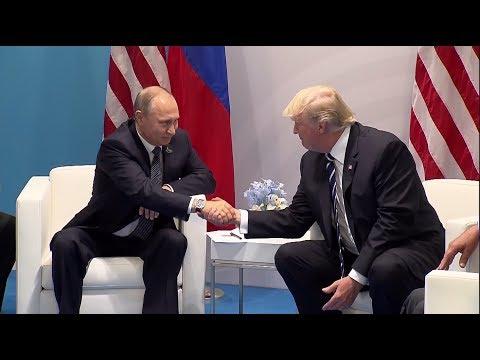 Обвинения Минюста США в адрес 12 россиян — попытка отравить атмосферу встречи Путина и Трампа - DomaVideo.Ru