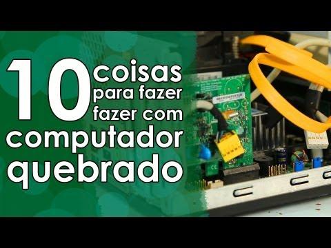 10 coisas para fazer com computador velho
