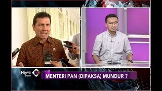 Video Menpan Dipaksa Mundur dari Kabinet Jokowi? Ini Penjelasan Wasekjen DPP PAN - iNews Sore 14/08 MP3, 3GP, MP4, WEBM, AVI, FLV Agustus 2018