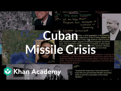 the main features of the cuban missile crisis Start studying cuban missile crisis/cold war learn vocabulary, terms, and more with flashcards, games, and other study tools  what were the main features of the.