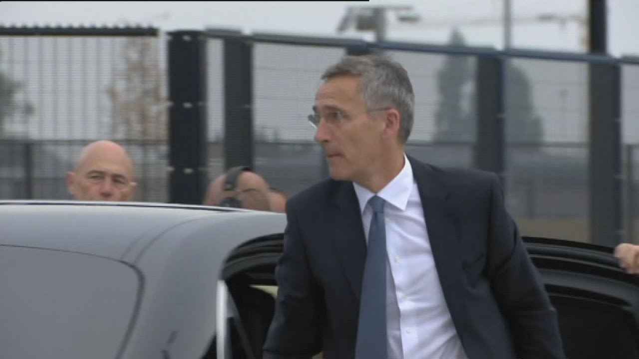 Δεύτερη ημέρα της συνόδου κορυφής του ΝΑΤΟ