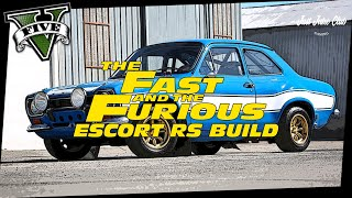 Nonton FAST & FURIOUS 6 FORD ESCORT RS CUSTOM CAR BUILD TUTORIAL: GTA 5 ONLINE (RETINUE) Film Subtitle Indonesia Streaming Movie Download
