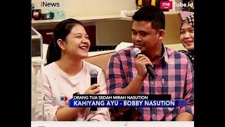 Video Arti Nama 'Sedah Mirah Nasution', Anak Kahiyang Ayu & Bobby - iNews Malam 03/08 MP3, 3GP, MP4, WEBM, AVI, FLV September 2018