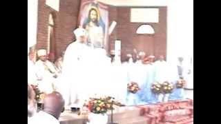 Abba Abraha Baraki's Parish Church Was Elevated To Apostolic Prefecture In Robe, Bale.