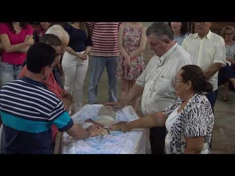 Chegada do corpo de Dom Antonio Possamai na Paróquia São João Bosco em Ji-Paraná-RO (Parte II)