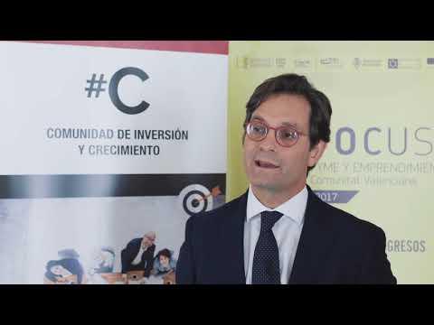 Entrevista a Gonzalo Izquierdo en Focus Pyme Inversión Privada en Castellón[;;;][;;;]