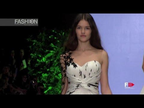 TARIK EDIZ Mercedes-Benz Fashion Week Russia Spring 2016