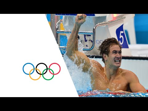 Nathan Adrian Wins Men's 100m Freestyle Gold – London 2012 Olympics