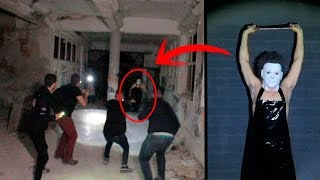 Video BROMA con DISFRACES en un HOSPITAL ABANDONADO ( Se asustan mucho) MP3, 3GP, MP4, WEBM, AVI, FLV Agustus 2018