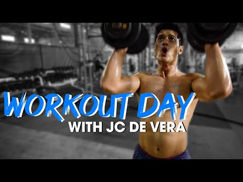 Intense Circuit Training with Coach Mark Mendoza | Workout Day with JC de Vera