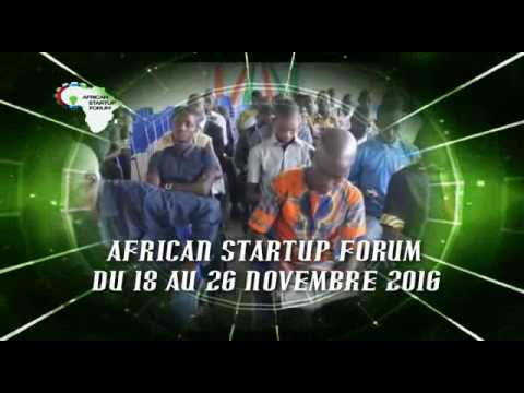 AFRICAN STARTUP FORUM