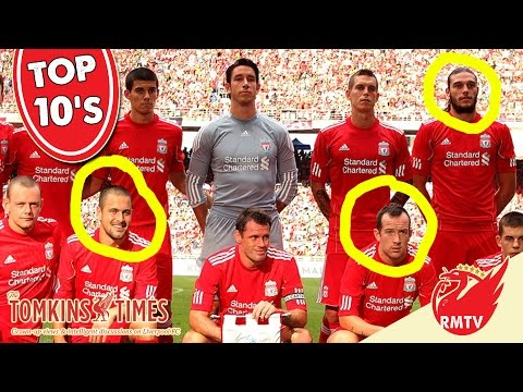 Liverpool's WORST Transfers (with The Tomkins Times) | LFC Top 10