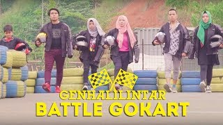Video Gen Halilintar Balapan Go Kart Part 1| #GenHalilintarWar MP3, 3GP, MP4, WEBM, AVI, FLV Februari 2019