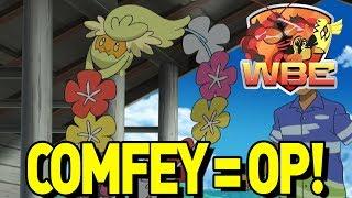 COMFEY is a MONSTER! Pokemon Showdown Live w/ PokeaimMD by aDrive