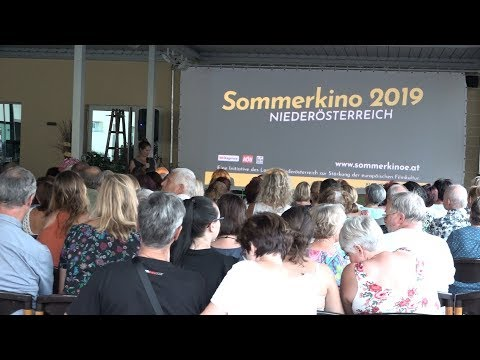 'Love Machine' - Sommerkino Im Perlashof In Biedermannsdorf