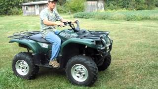 7. 2002 Yamaha Grizzly 660 For Sale