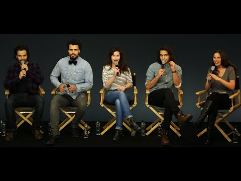 The Musketeers Cast Interview With Luke Pasqualino, Santiago Cabrera, Howard Charles, Maimie McCoy