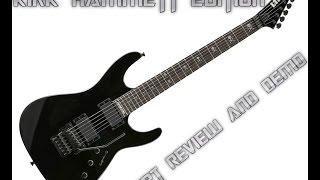 Download Lagu ESP LTD KH 602 Kirk Hammett Signature Model from Metallica, Review and Short Demo Mp3