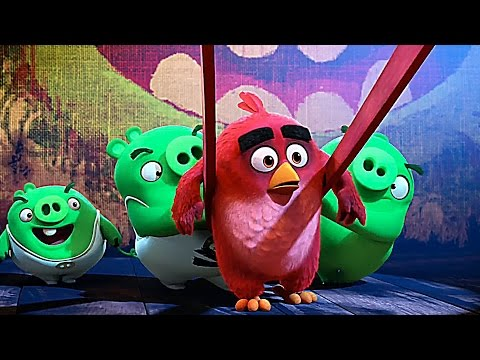 THE ANGRY BIRDS MOVIE Trailer # 2